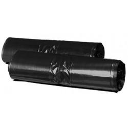 Roskapussi 30L Musta, 25kpl/rll