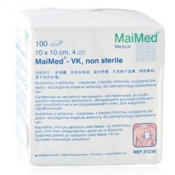 Maimed VK non sterile - Sidetaitos 7,5x7,5, 4-kerros