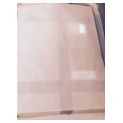 Leivinpaperiarkki, 43x56cm