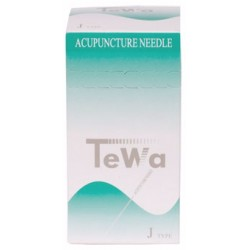TEWA AKUPUNKTIONEULA 0,20 X 30MM (PB) 100 KPL