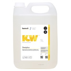 KW DESIPLUS -hajustamaton ja väritön 5L